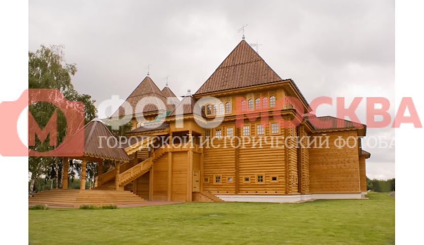 Деревянный дворец в Коломенском. Фрагменты