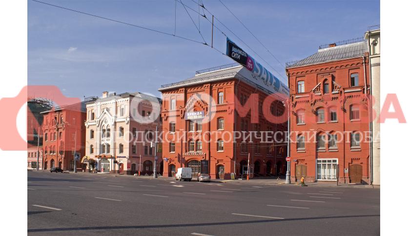 Комплекс зданий бывшего Московского купеческого общества