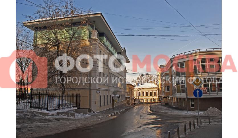 Мартыновский переулок