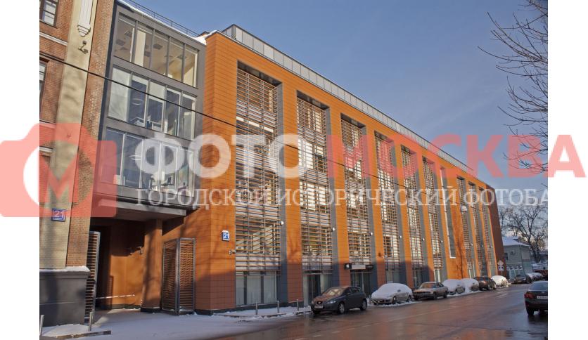 Бизнес-центр «Фабрика Станиславского» – строение 2