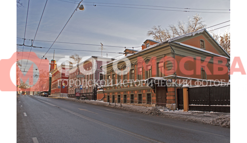 Николоямская улица, дома 48-50