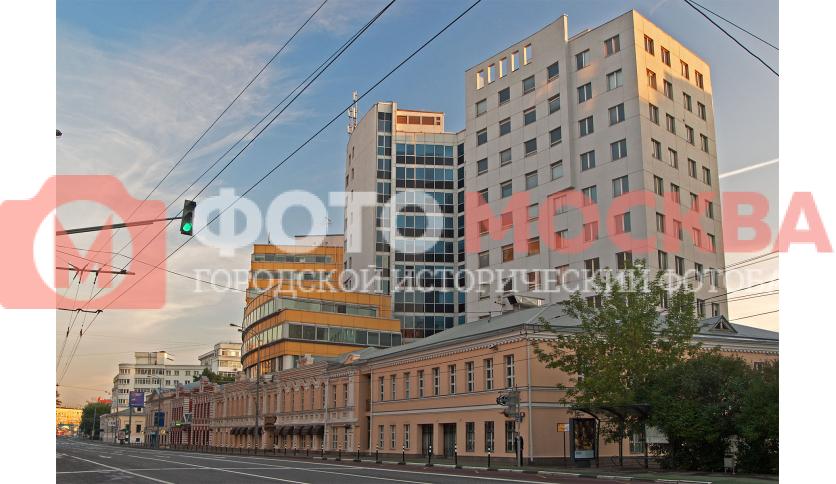Бизнес-центр «Мосэнка 4 Парк Тауэрс»