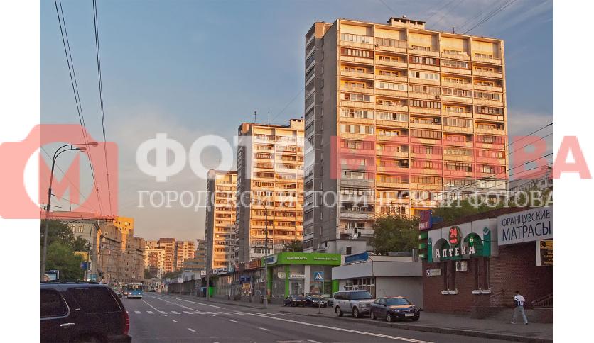 Улица Таганская, дома 25-29