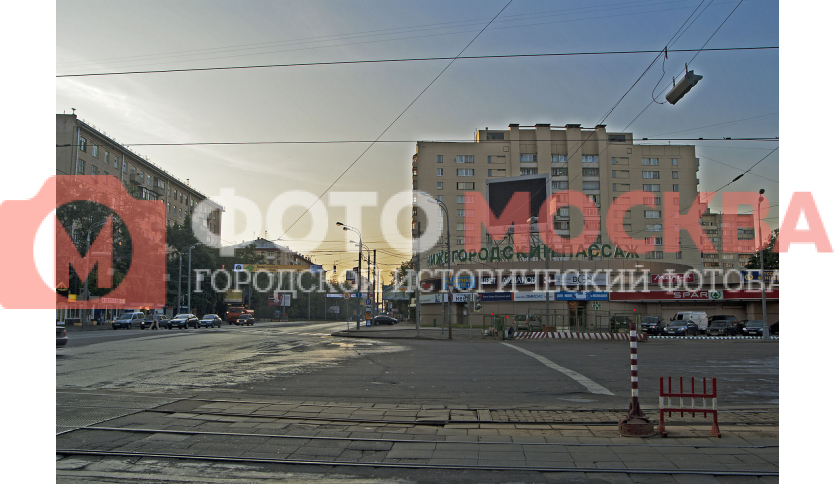 Площадь Абельмановская Застава