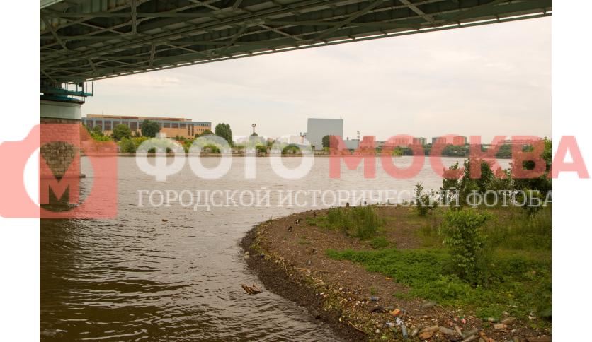 Даниловский мост Московской Окружной Железной Дороги