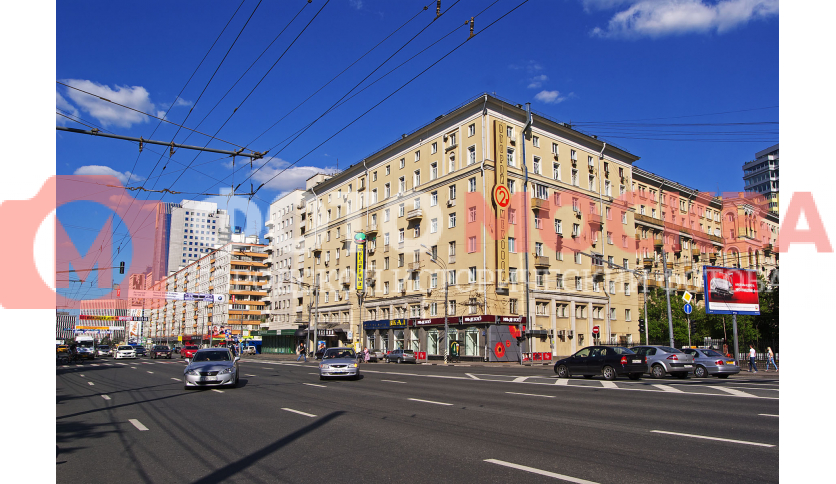 Улица Ленинский проспект
