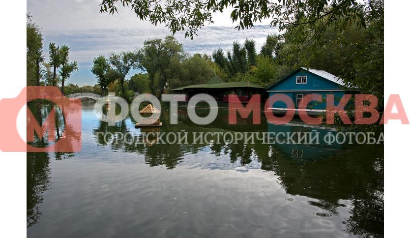 Малый Голицынский пруд
