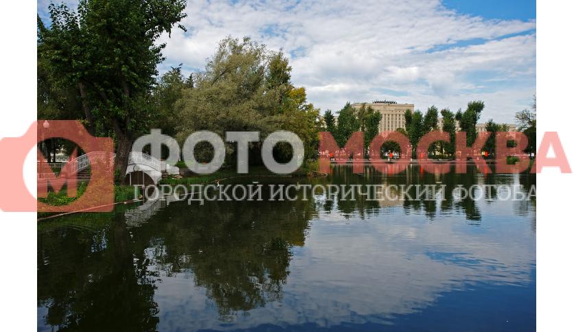 Большой Голицынский пруд