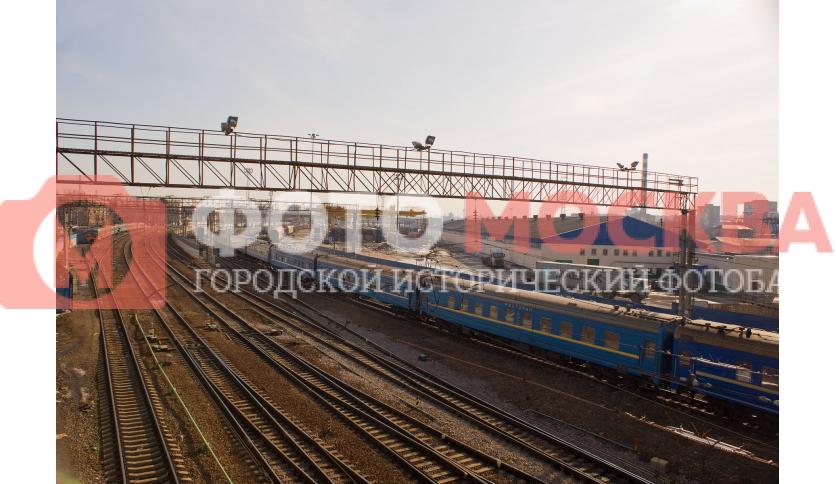 Железнодорожная станция Москва-Товарная-Павелецкая