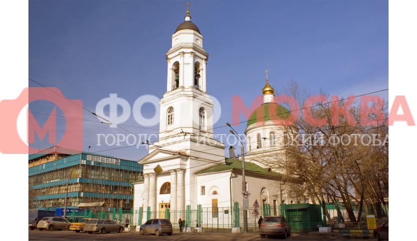 Храм Св. мучеников Флора и Лавра (
