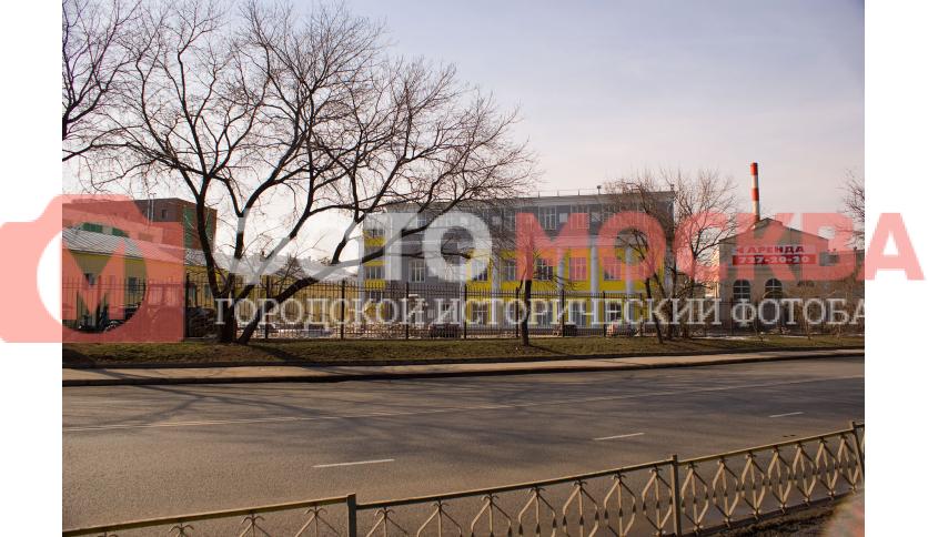 Обзор на бизнес-парк «Дербенёвский»