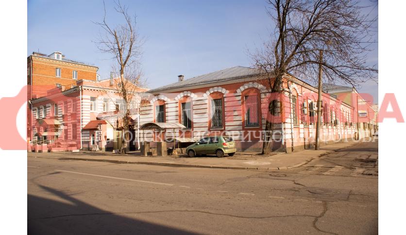 Вид на бизнес-парк «Дербенёвский»