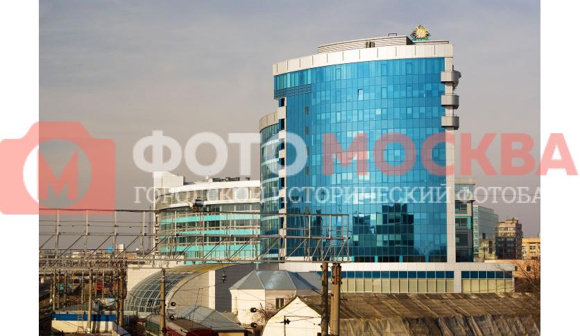 Корпуса международного делового центра