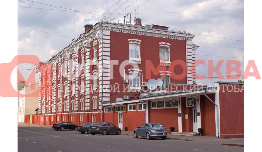 Офисный центр на Садовнической, д. 57, стр. 1