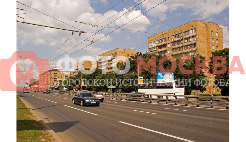 Ленинградское шоссе, дома 40-46