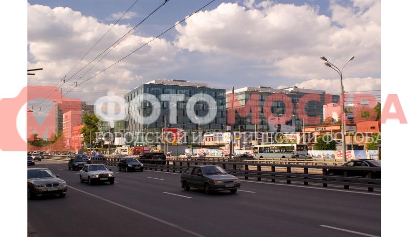 Метро Войковская и окрестности