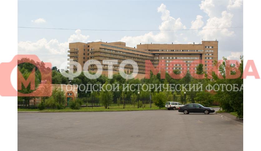 Центральная Клиническая Больница Гражданской Авиации на Иваньковском шоссе, дом 7