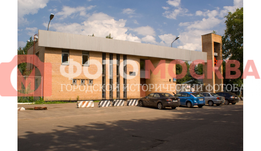Спорткомплекс ЦСК ВМФ на Никольском тупике, дом 25а