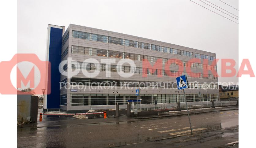 Бизнес-центр на Новоостаповской, 13