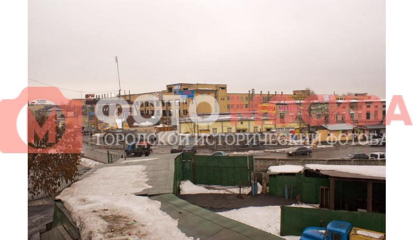 Восточный выход метро Волгоградский проспект