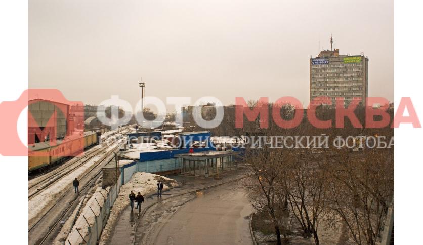 Западный выход метро Волгоградский проспект