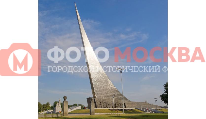 Мемориальный музей космонавтики с обелиском